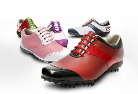 Individuelle Golfschuhe auf MyJoys.de designen