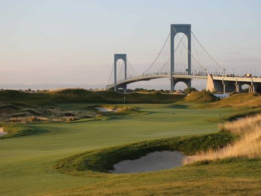 Trump Golf Links at Ferry Point, New York